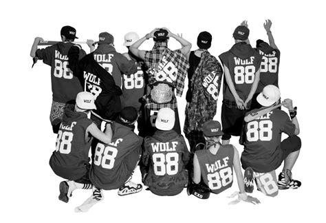 exo wallpaper hd growl exo growl png by kpopchaos on deviantart
