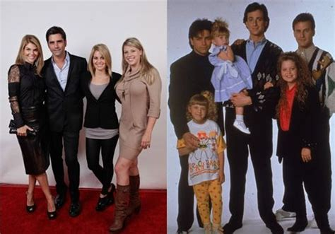 the cast of full house now full house reunion pictures 2011 john stamos jodie sweetin full house
