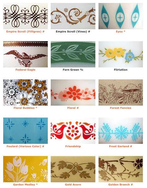 design pattern guide pyrex patterns 4 pyrex dreams pinterest