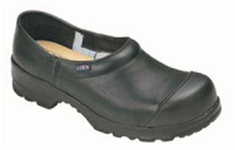 steel toe clogs for chef clogs non slip safety shoes closed back clog steel
