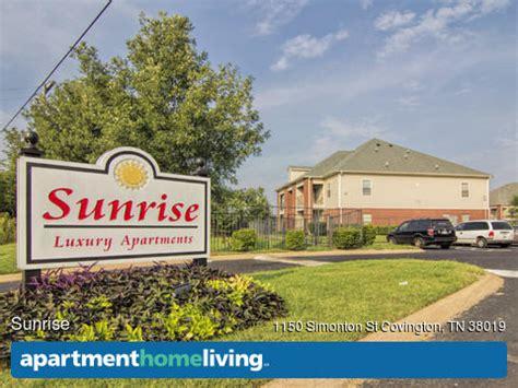 sunrise appartment sunrise apartments covington tn apartments