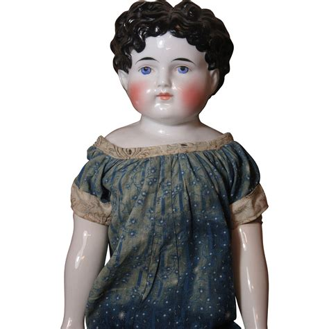 China Doll quot maribell quot beautiful 1880 s china doll exposed ears