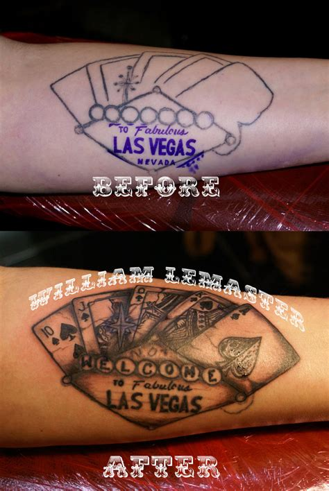 tattoo fix not welcome to las vegas by lemaster99705