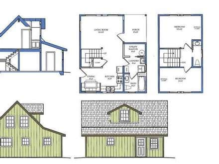 loft style homes plans house design plans
