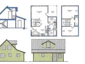 Cottage House Plans With Loft by Small Loft House Plans Mexzhouse Com