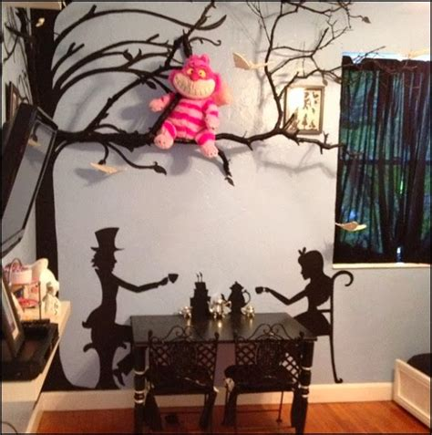 alice in wonderland home decor decorating theme bedrooms maries manor alice in