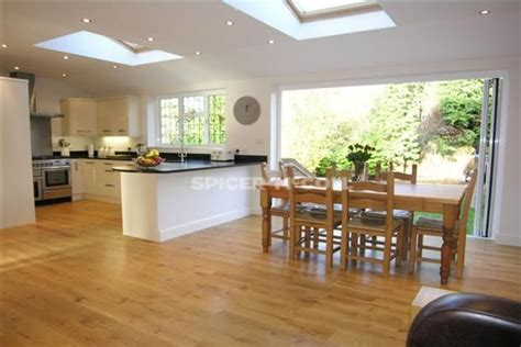 kitchen diner home ideas pinterest a beautiful kitchen diner extension with roof windows add