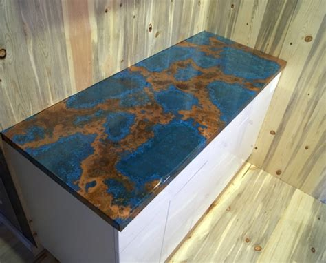 Cork Countertop bar top epoxy customer testimonials