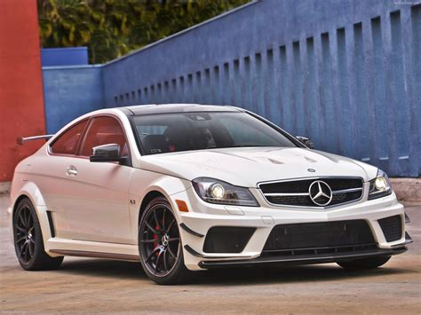 Mercedes Benz C63 AMG Coupe Black Series (2012)