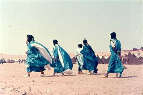 Moroccan Style Interior the blue people tuareg steeze darling din