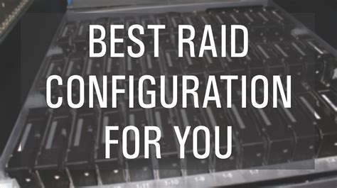 best raid drives 45 drives