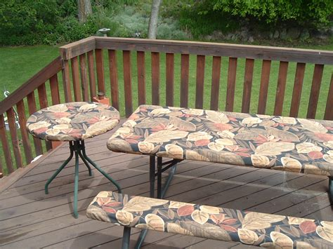how to cover a bench picnic table bench covers outdoor patio tables ideas