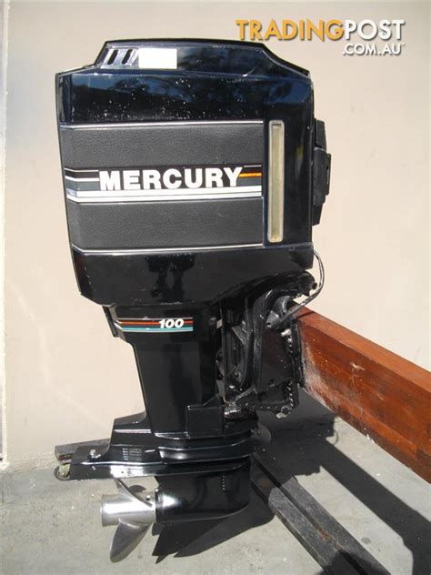 boat service hornsby 100hp mercury outboard 2 stroke for sale in hornsby nsw