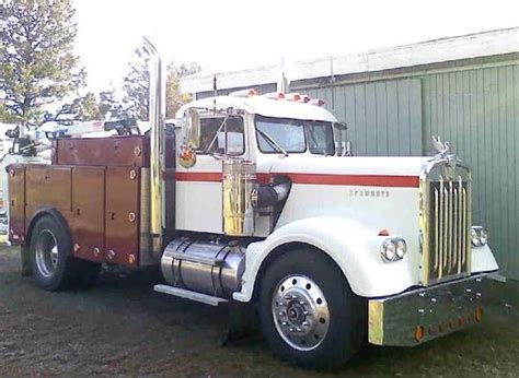 kw service truck 28 best images about bad large cars on pinterest