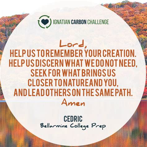 carbon challenge ignatian carbon challenge animating schools to bring