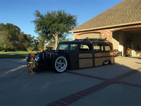Jeep Woody Wagon For Sale 1961 Jeep Willys Wagon Woody For Sale