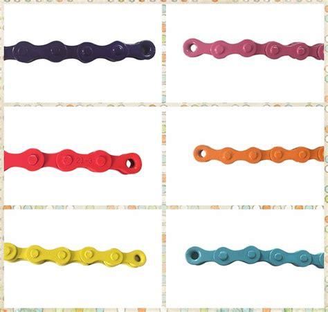 colored bike chains colored single speed bike chain for children bike buy