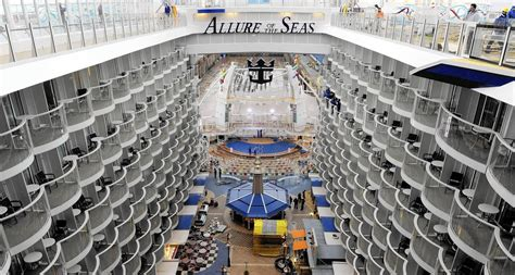 Quantum Of The Seas Interior by Royal Caribbean International To Roll Out Faster