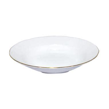 Piring Kue Keramik Porselen 6 Inch Polos jual piring keramik harga menarik blibli