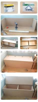 kitchen table with storage bench pdf plans kitchen table storage bench plans diy