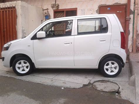 Wagon R Pak Suzuki Suzuki Wagon R Vxl 2016 For Sale In Lahore Pakwheels