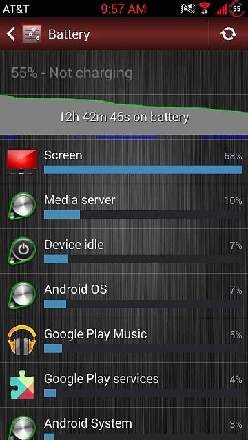 android system draining battery sprint galaxy s4 quot android system quot is draining my battery since i updated to kitkat android