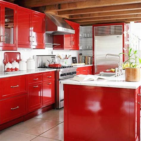 i want to paint my kitchen cabinets 25 best ideas about red cabinets on pinterest