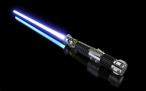 obi wan kenobi lightsaber color obi wan kenobi lightsaber render cgi reflection