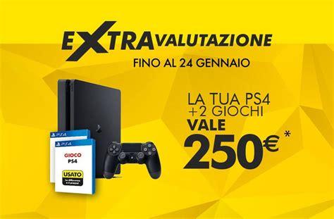 gamestop console usate gamestop extravalutazione su playstation 4 e xbox one