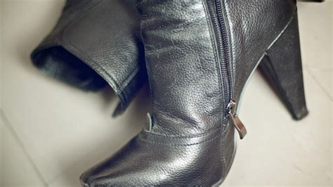 how to shrink leather boots for a free and