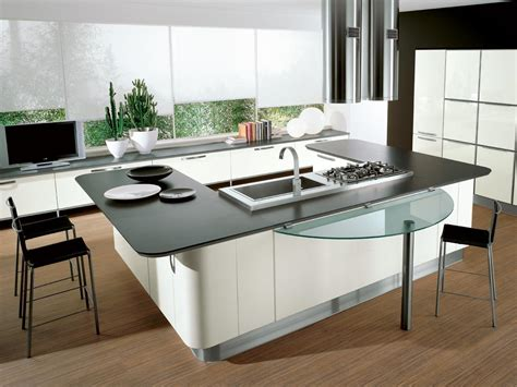 U Shaped Kitchen Designs With Island U Shaped Kitchen Island Tjihome