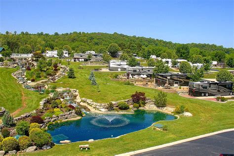 table rock lake lodging ozarks luxury rv resort on table rock lake near branson mo