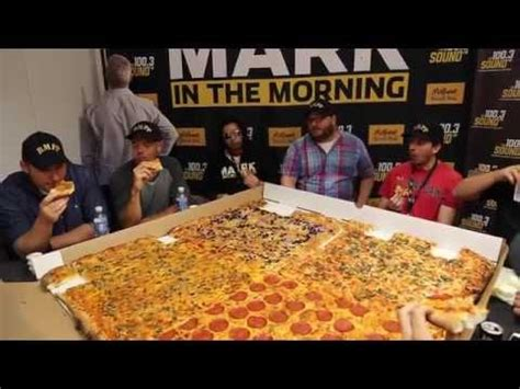 big mamas and papas pizza challenge in the morning 54 quot big s papa s pizza