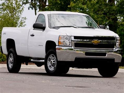 2012 chevrolet silverado 2500 hd regular cab | pricing