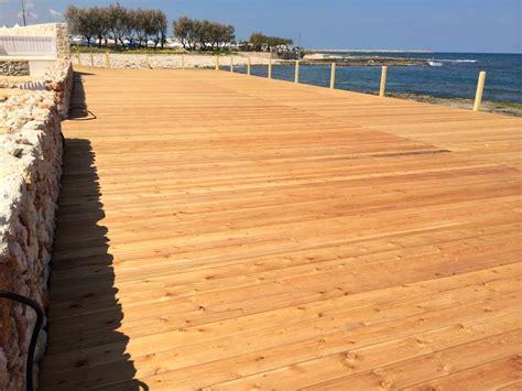 pedane in legno progres pedane in legno sul mare per lidi