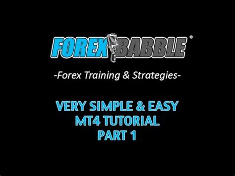 forex tutorial reddit forex trading mt4 tutorial in layman s terms part 1