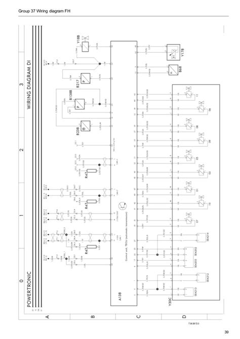 volvo truck wiring diagrams pdf on fh12 volvo truck parts