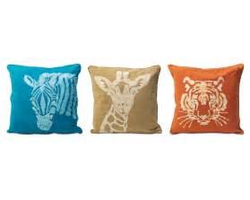 Home Decorators Pillows by Safari Animal Pillows Safari Animal Pillows Home Decor