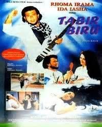 film ftv jaman dulu tabir biru rhoma irama 1993 nonton film jadul dan