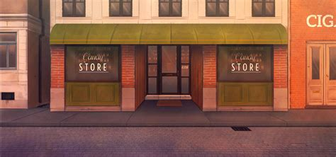 The Blind Store The Blind Griffin Store Front By Auro Cyanide On Deviantart