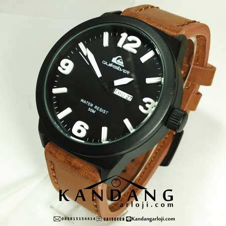 Jam Guess Collection Kulit Coklat jual quiksilver sa022b day date kulit coklat