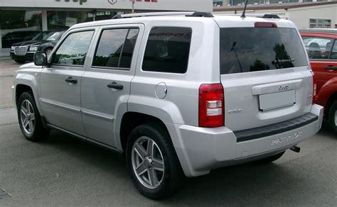 jeep patriot back jeep patriot 2008 www pixshark com images galleries