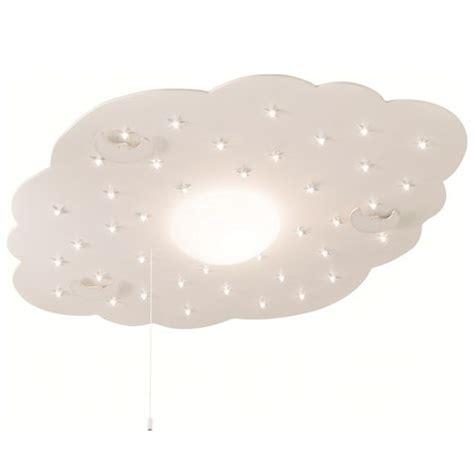 kinderzimmer deckenleuchte led kinderzimmer deckenleuchte weisse wolke mit silbernen