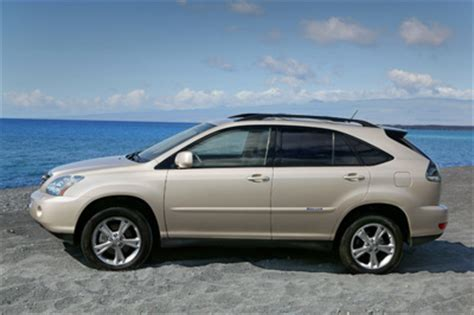 2006 lexus rx 350 best image gallery #17/17 share and