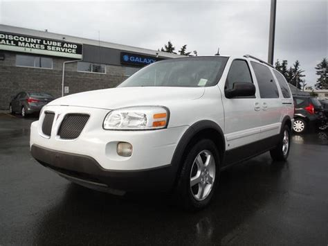 2006 pontiac montana sv6 accident free onstar dvd player west shore langford colwood