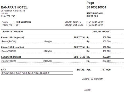 adhotel aplikasi hotel adisi 2000