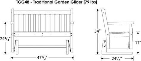 free glider bench plans pdf diy outdoor glider bench plans download office desks plans furnitureplans