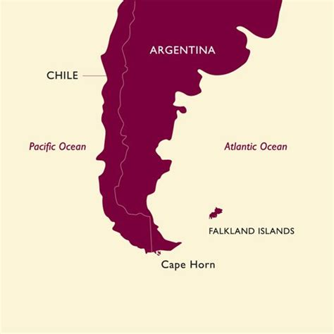 where is horn on the map argentina cape horn map australian museum