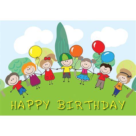 Childrens Birthday Cards Children S Birthday Cards Bumper Pack