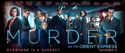 amc movies murder on the orient express by kenneth branagh murder on the orient express fox movies